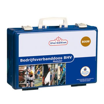 Bedrijfsverbanddoos BHV Modulair Bouw - Utermohlen