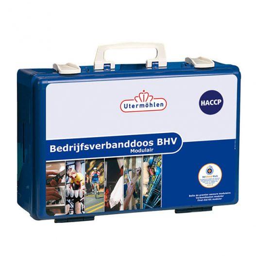 Bedrijfsverbanddoos BHV Modulair HACCP – Utermohlen bestellen