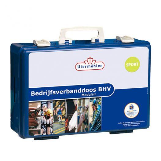 Bedrijfsverbanddoos BHV Modulair Sport – Utermohlen bestellen