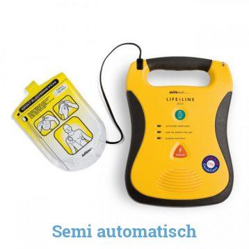 Semi-Automatische Defibtech AED LifLine